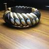 black horn bangle