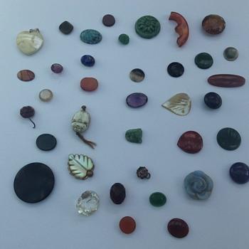 Amazing precious stones.   - Gemstones