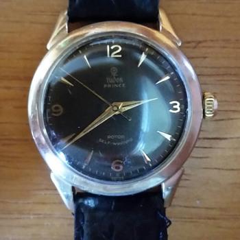 ROLEX SMALL ROSE TUDOR PRINCE - Wristwatches