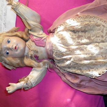 HELP...Need information on doll.this - Dolls