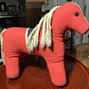 Stuffed Toy - Red Horse