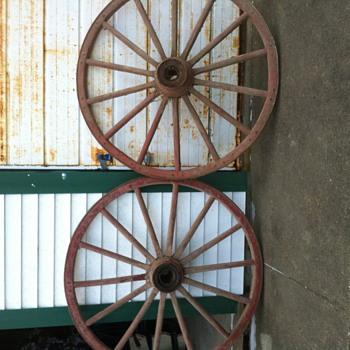 Wagon wheels  - Tools and Hardware