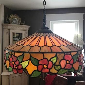 Chicago Mosaic Shade Company hanger - Lamps