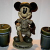 Irish Pottery..& Micky from China