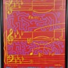 My Current Favorite Estate Sale Find -An  Andy Warhol & Keith Haring Serigraph Collab!