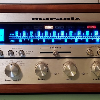 Marantz 2285 (not a B) - Electronics