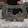 Antique Boot Scraper