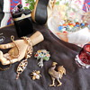 Vintage Costume Jewelry From Yesterday's Thrift Store, And Today's Flea Market 08/22/2020 For Fun! :^D