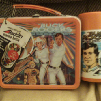 1979 Aladdin Buck Rogers in the 25th Century Lunchbox - Kitchen