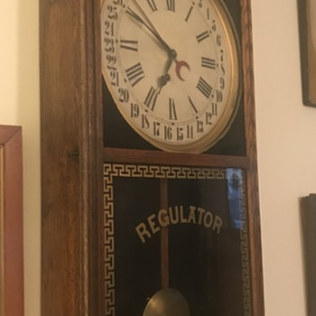 Regulator Clock - Clocks
