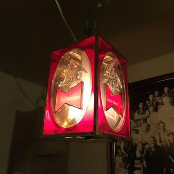Budweiser Lantern