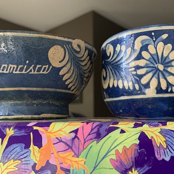 Old Tlaquepaque pottery from Mexico - hoping for more info (age, confirmation...) - Pottery