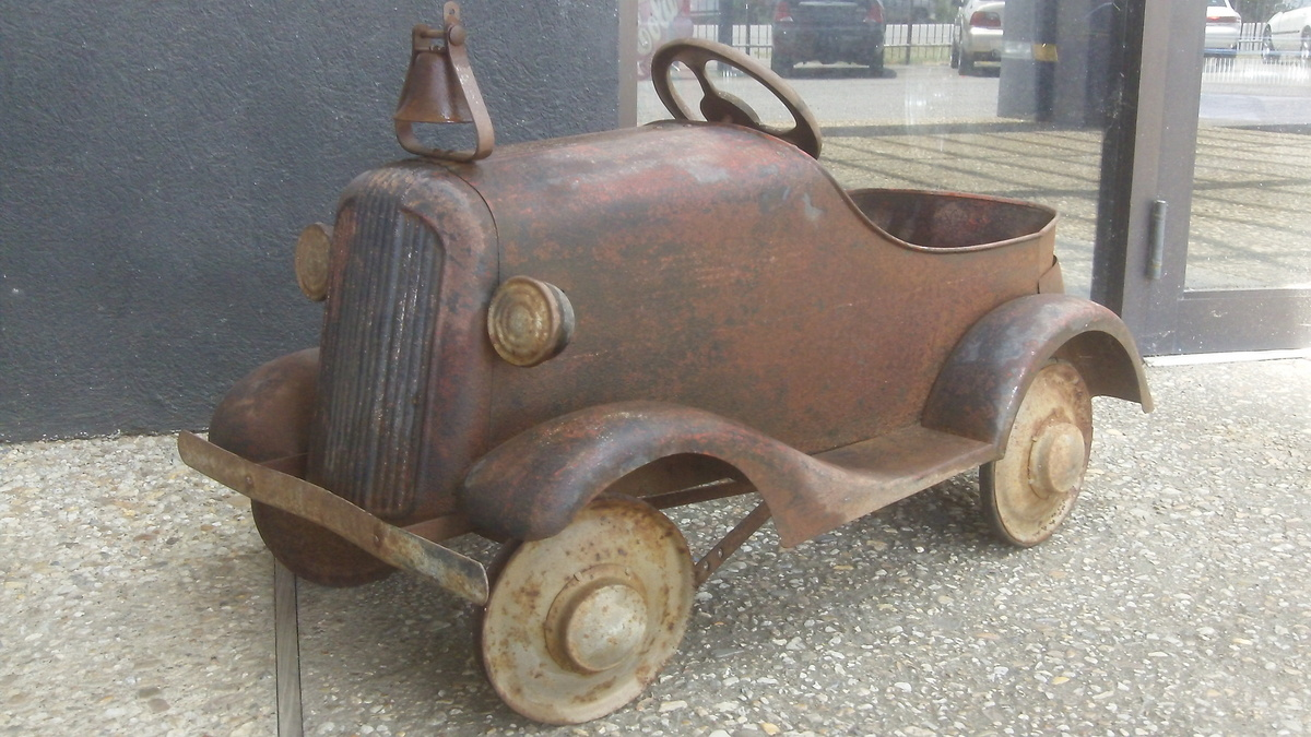 Antique Pedal Cars For Sale On Ebay