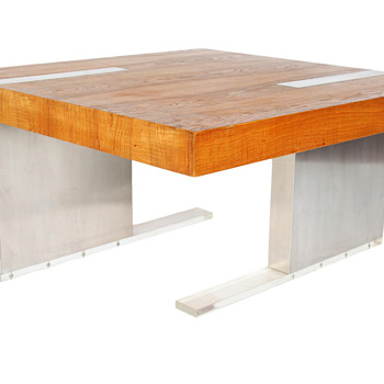 Vladmir Kagan coffee table - Furniture