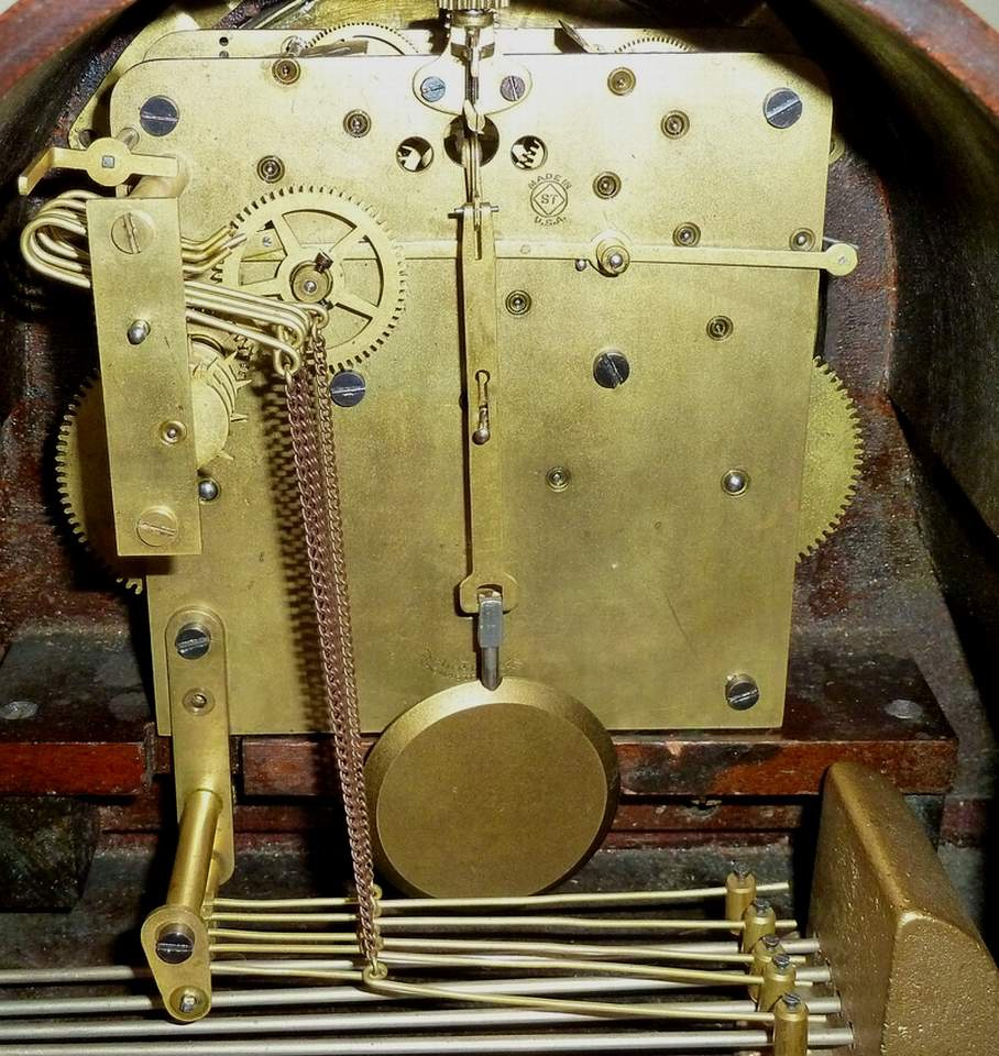 Seth Thomas 75 Grand Westminster Chime Clock Collectors Weekly