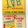 Old Matchbook Covers...