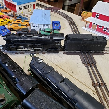 Lionel 2055 back in service! - Model Trains