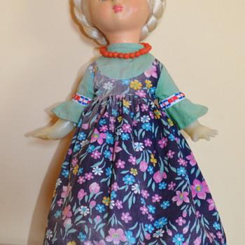 My new beloved doll