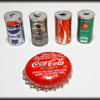 Tiny Tiny Tiny COKE ( COCA COLA ) - Items - Coca-Cola