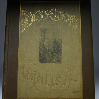 Dusseldorf Gallery, series of twenty Original Etchings, edition 163/350, 1888 - Books