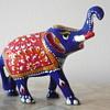 Colourful Elephant Figurine