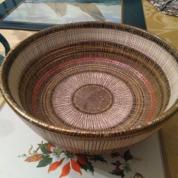 Bitossi Seta Bowl - Pottery