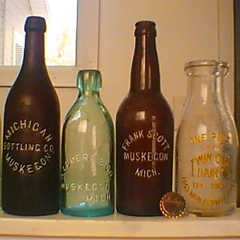Michigan Bottling Co., Muskegon