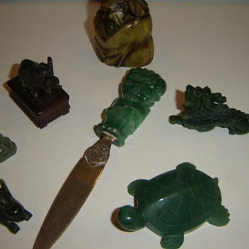 Jade Pieces