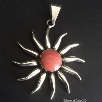 Marked 925 Coral Sun — Yes, it is. Smiles.  - Fine Jewelry