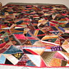 Vintage Fancy Crazy Quilt