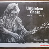 From my Grateful Dead Collection Unbroken Chain Vol.5 No.5 November 1990
