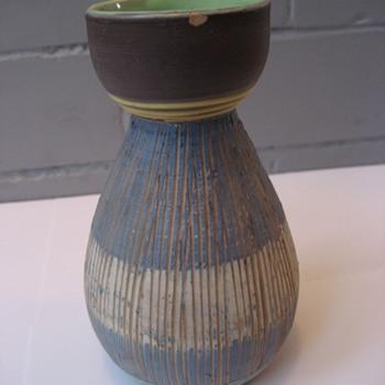 Small But Gorgeous ItalianVase - Pottery
