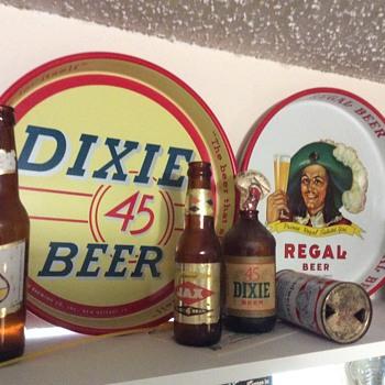 Drinkin I ain't binn Drinkin Ossifer - Breweriana
