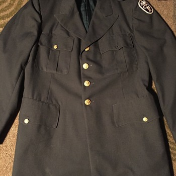 Found this jacket in a thrift store - Military and Wartime