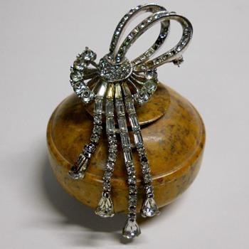 Marcel BOUCHER Brooch #3311 - Costume Jewelry