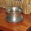 Barbour Silver Co. 1902 Christening Cup