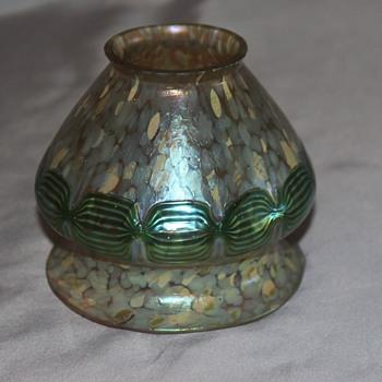 Beautiful Glass Shade - Art Glass