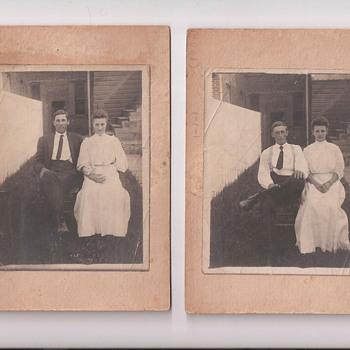 Cartes-de-Visites...Valintines From 1906