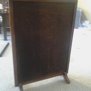 fireplace screen??? - Furniture