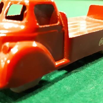 1950's Coca Cola toy truck - Coca-Cola