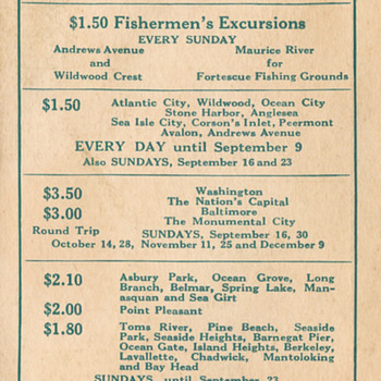 Take A Day Trip On The Pennsy In 1923
