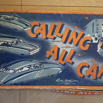 Calling all cars game - Games