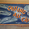 Calling all cars game 1950's
