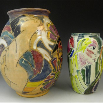 Shearwater Pottery Pair - Pottery