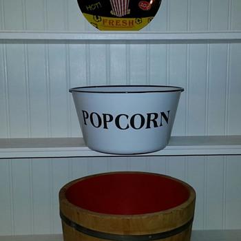 Popcorn and a movie anyone?