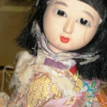 Beautiful Oriental Doll - Asian