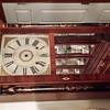Chauncey Boardan and Joesph A. Wells clocks