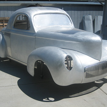 1941 WILLYS COUPE - Classic Cars