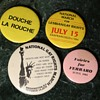 1984 Gay Rights Pins