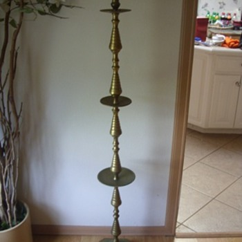 Unique 5' Candle Stand